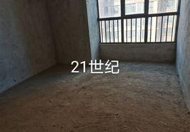 急售!银轮毛坯电梯房 中间楼层 123平米 三室两厅两卫两阳台 钥匙在手 证满二年