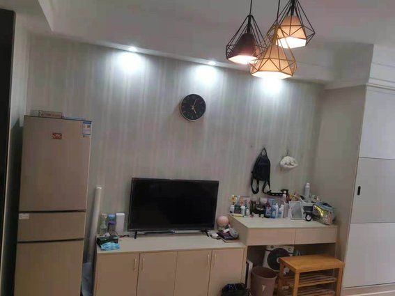 郡都豐澤菀精裝修的單身公寓現一口價23萬,看房熱線15272658720