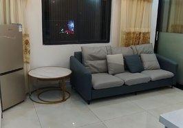 维多利亚精装修单身公寓出租,全新装修,家电齐全,55平1室1厅