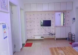 博园单身公寓 精装修 拎包入住 看房方便