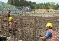 赤壁市長江取水工程火熱建設中,已完成總進度25%