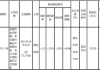 赤壁市国有建设用地使用权拍卖出让公告P(2021)11号