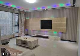 永邦欧洲城三室两厅精装修出租,每月租金1600元.