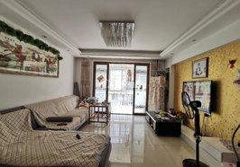 永邦欧洲城好楼层129平方精装修售价55万
