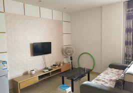 世纪豪庭一室一厅精装修出租,家电齐全拎包入住,每月租金800元
