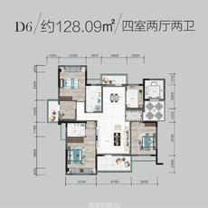 鹏成·翰林府--D6