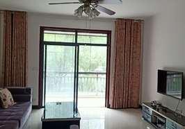 郡都三室两厅精装修出租,家电齐全,拎包入住,每月租金1600元.