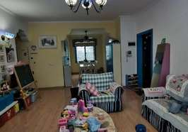 永邦欧州城精装修三室两厅高层126平米急售,售价38万.