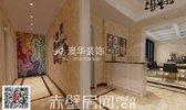 雍景新城三室两厅_过道